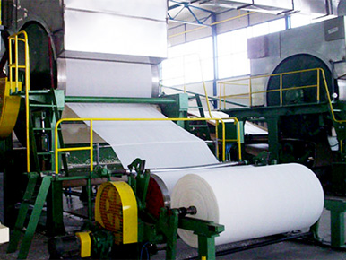 Professional Tissue Paper Making Machine Manufacturer - Beston Group