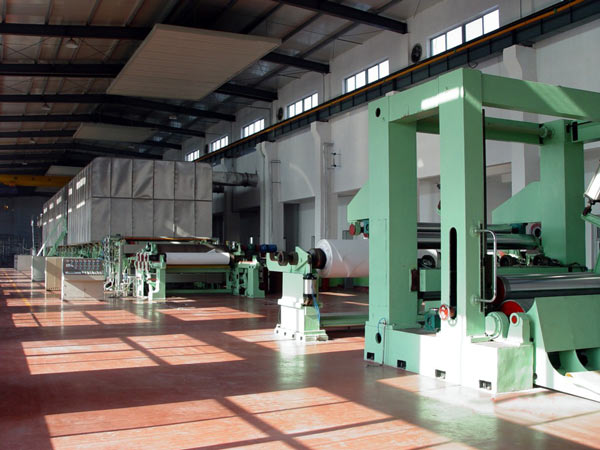 BT-1092 A4 paper making machine
