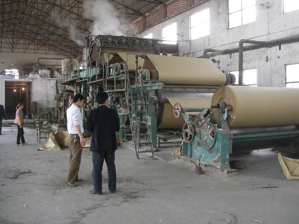BT-1092 Corrugated Paper Making Machine
