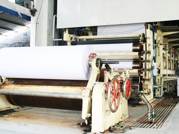 BT-1092 cylinder mould paper machine