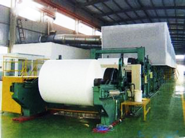 BT-1092 fourdrinier paper making machine