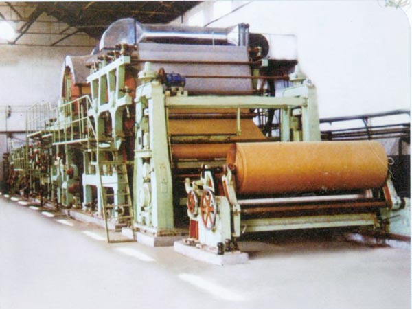 BT-1092 kraft paper making machine