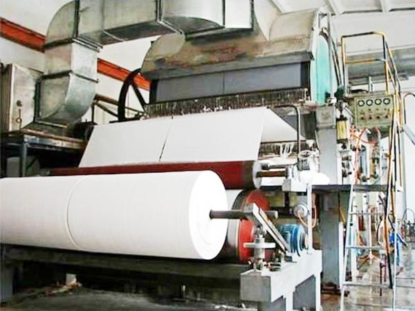 BT-1092 Paper Napkin Making Machine