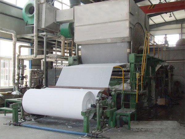 BT-1092 tissue paper machine