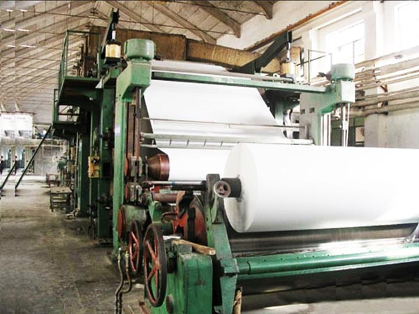 BT-1575 cylinder mould paper machine