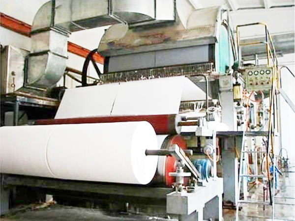 BT-1575 toilet paper making machine