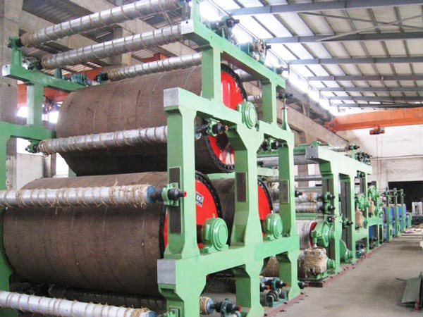 BT-1800 Corrugated Paper Making Machine