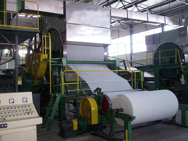 BT-1800 kraft paper making machine
