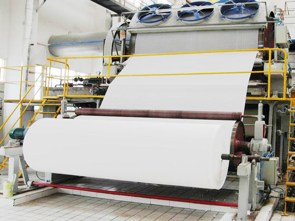 BT-1880 tissue paper machine