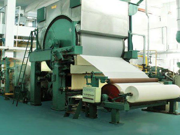 BT-1880 tissue paper making machine