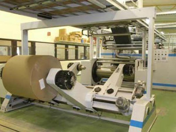 BT-2640 Corrugated Paper Making Machine