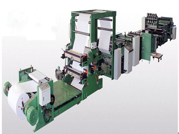 BT-2640 Paper Napkin Making Machine