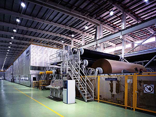 BT-2640 tissue paper machine