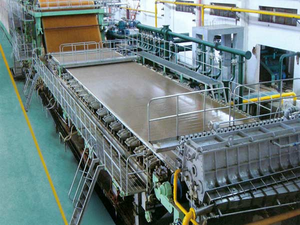 BT-2640 tissue paper making machine