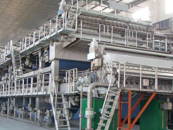 BT-2640 toilet paper making machine