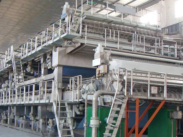 BT-2640 kraft paper making machine