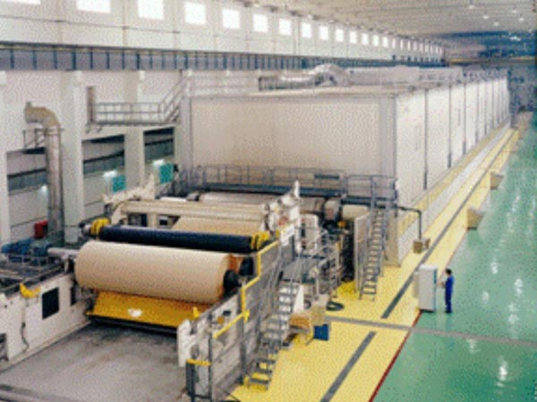 BT-2800 Corrugated Paper Making Machine