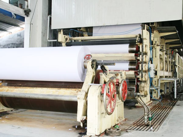 BT-2800 kraft paper making machine