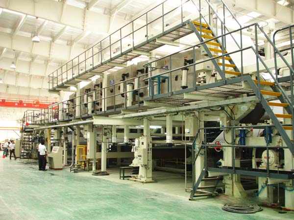 BT-2800 paper cover making machine