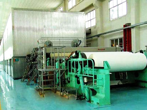 BT-3200 kraft paper making machine