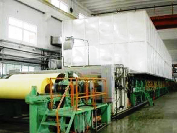 BT-3200 paper cover making machine
