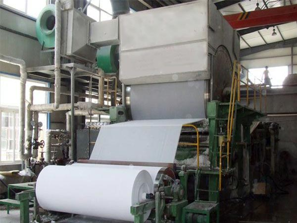 BT-787 cylinder mould paper machine