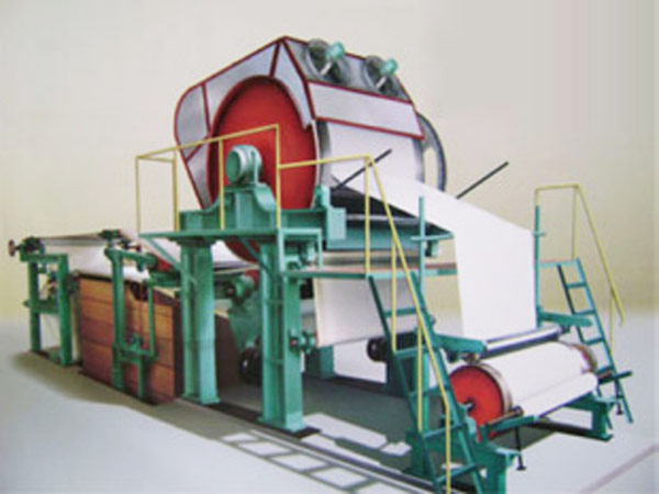 BT-787 fourdrinier paper making machine