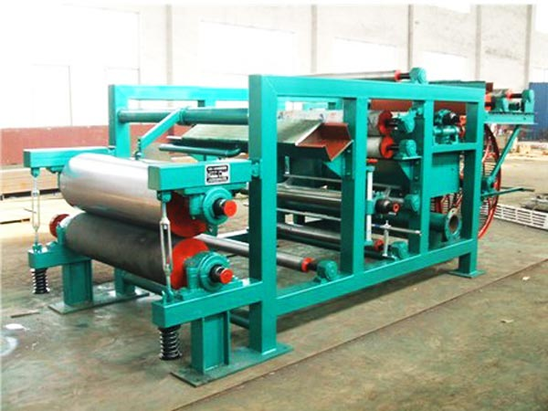 BT-787 paper recycling machine