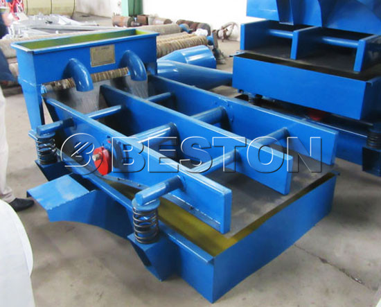 Beston vibrating screen