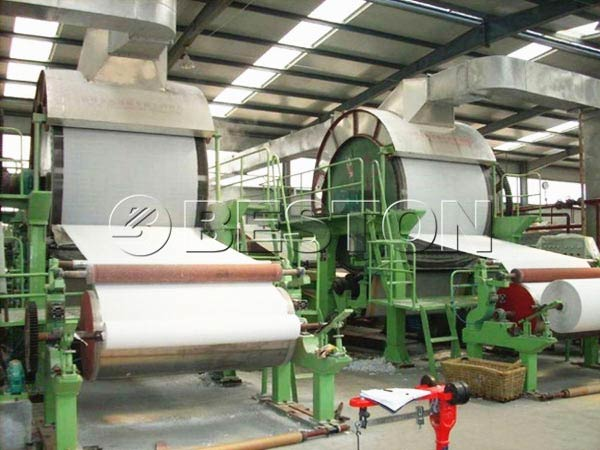 paper making machine for sale